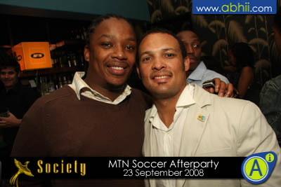 Society - 23rd September 2008