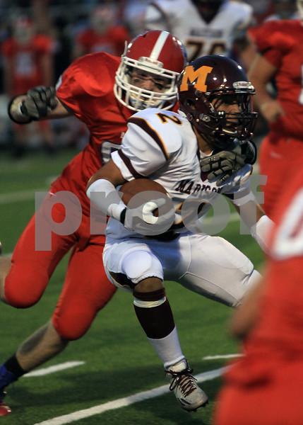 Madison @ Lenape Valley Regional Varsity Football