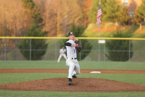 Western versus Monticello baseball 2018