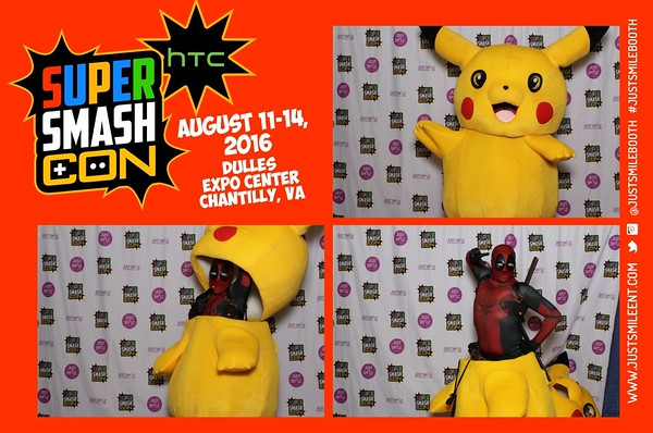 SuperSmashCon 2016