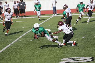 Brenham vs Houston Heights 9-13-18