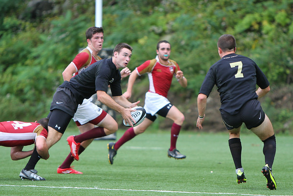 Men'sRugby vs Boston