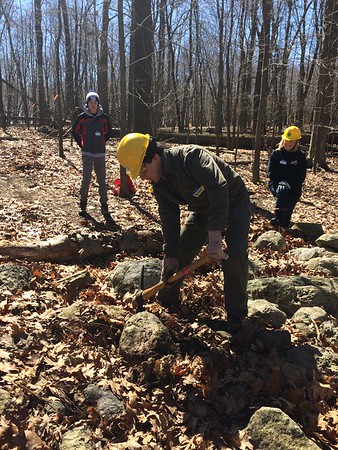 Trail Building Workshop