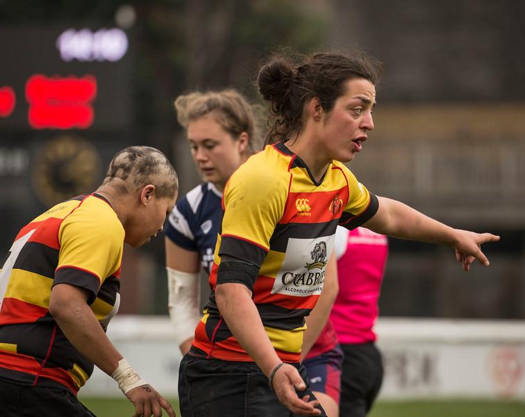 Women vs Bristol Bears 2018