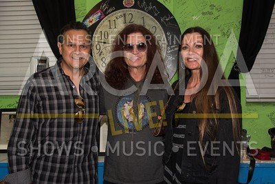 Glenn Hughes Meet and Greet 2018