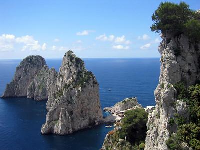 Capri, Italy - May 2007