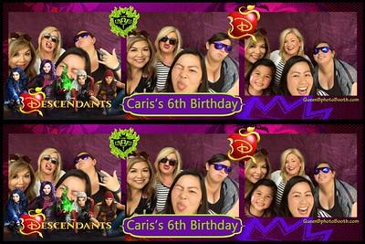 Cari's 6th Birthday