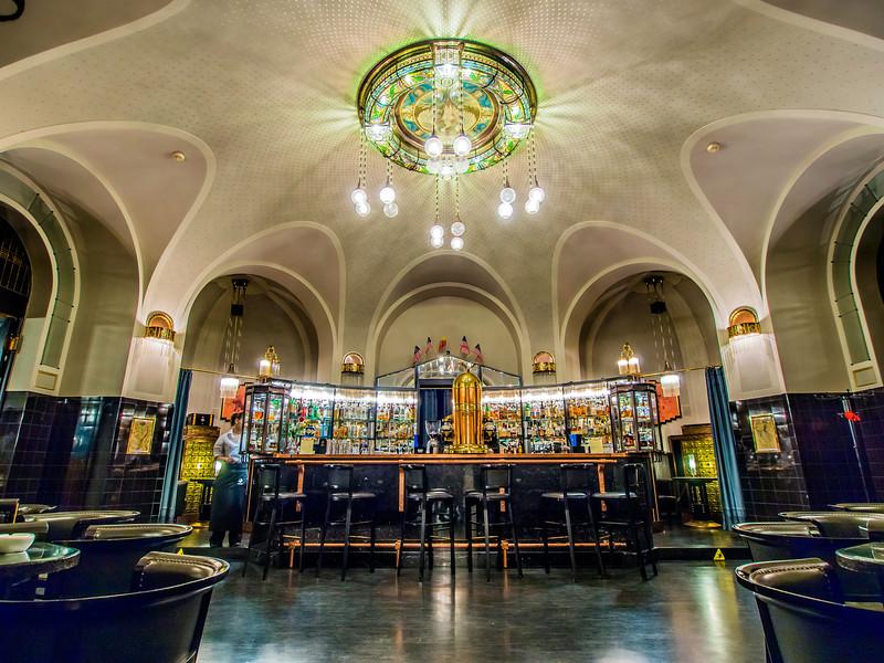 Bar Americky  Prague, Czech Republic