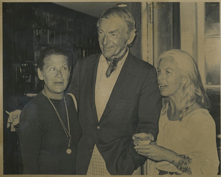 1972 - Richard Rosenthal, Darien, Barbara Hall.jpeg