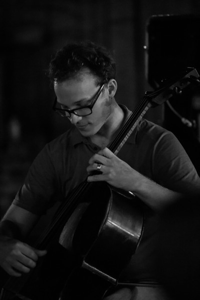 Ben Sollee at Kilby Court