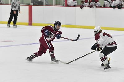 1/18/18: Girls' Varsity Hockey v Loomis Chaffee