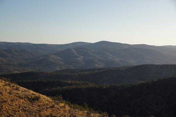 Gila Cliff Dwellings National Park