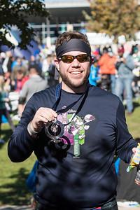 Justin's Tulsa Marathon (Nov 21)