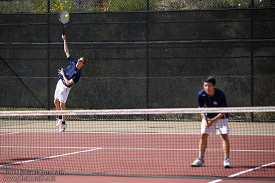 Boys V-Tennis 050114