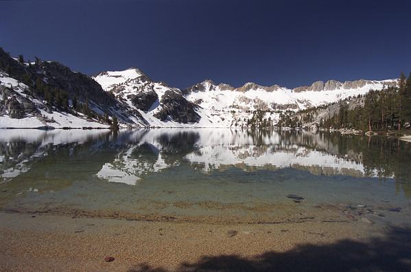 Peter Pande Lake Trip II, June 2002