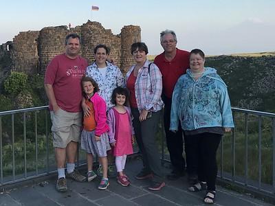 2017-07-08 Amberd Fortress & Mt. Aragats