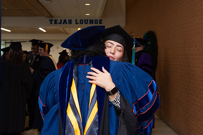121418 College of Liberal Arts Hooding & Recognition Ceremony