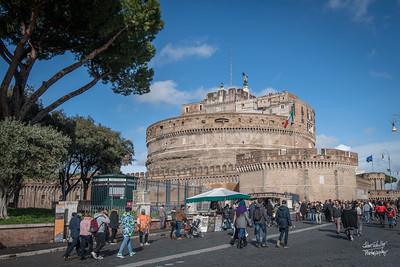 3 Rome: Castel Sant'Angelo
