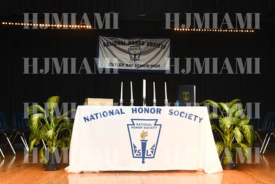 Cutler Bay National Honor Society Induction 3/6/18