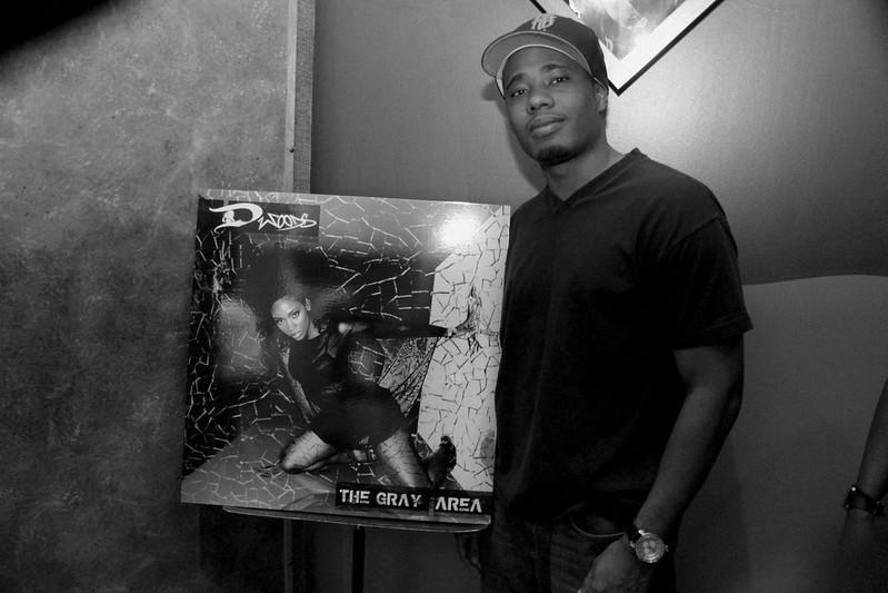 D'Woods EP Listening Party at Zac Studios Atlanta GA