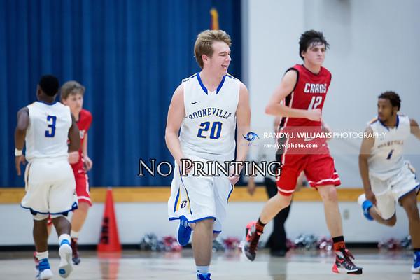 Jumpertown High vs. Booneville High