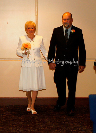 Ed and Midge Wedding photos