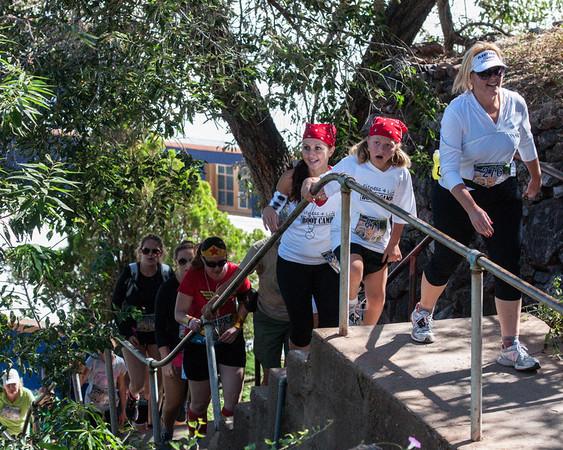 Bisbee Stair Climb 2012