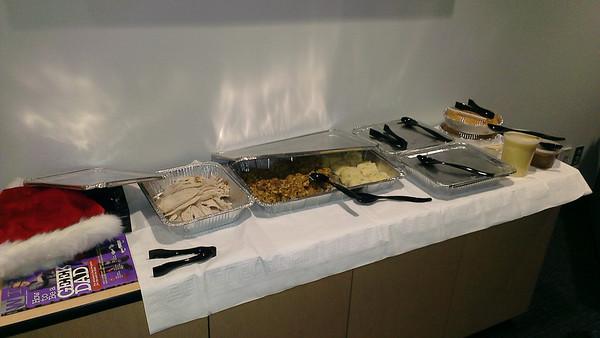 2013-11-28 Work Dinner