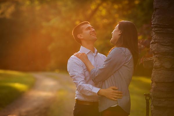 Rebecca & Nick Engagement
