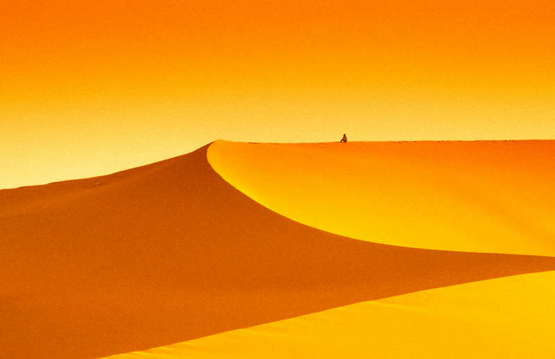 The Lines of the Sahara