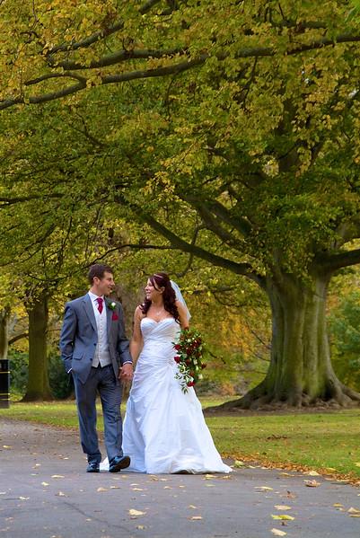 Abington Park Wedding in Northampton