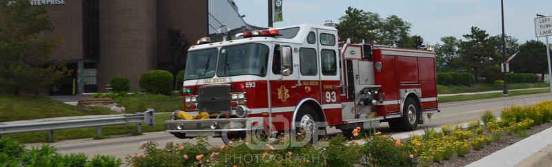 Oak Brook Fire Department
