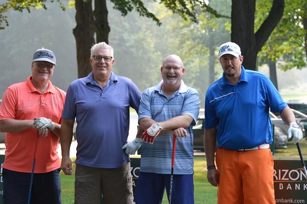 Michigan City Annual Golf Tournament 2021