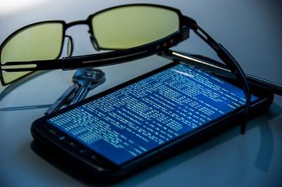Smartphones em bancos