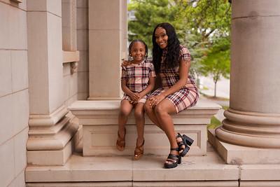 Timesha & Lauren Graduation Shoot
