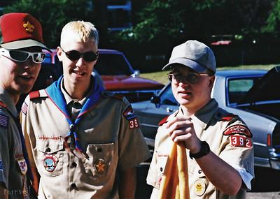 1998 Scout Camp