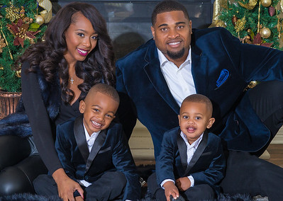 Chris Clark & Family 2016  Christmas Shoot