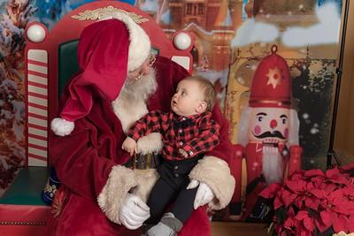 Santa in Fort Lee Dec 7th ,2019