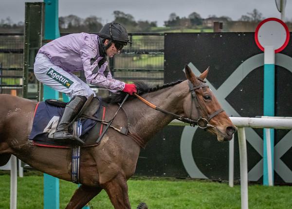 Race 1 - Wouldubewell