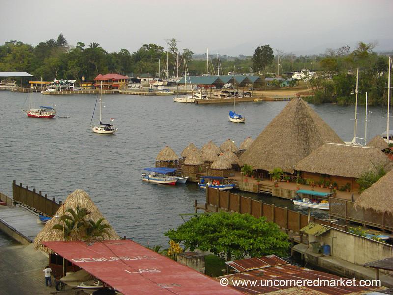 Lake Izabal - Rio Dulce, Guatemala