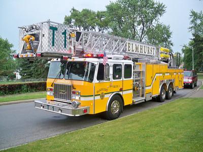 Northlake house fire 5-31-2010