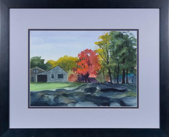Larry & Mari LaCom's Wayne LaCom Paintings