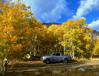Lundy Canyon Campground