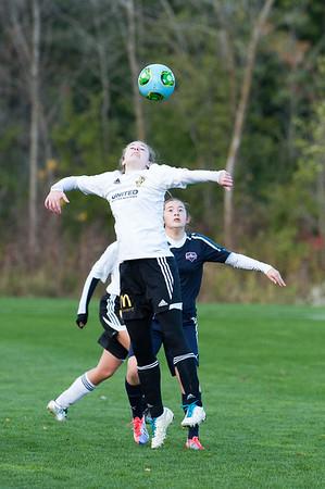 United Soccer Academy U-17 2013