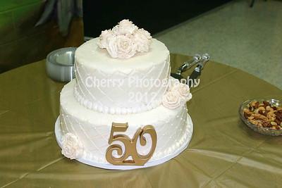 White's 50th