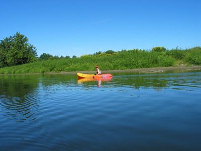 Kayaking and Rafting