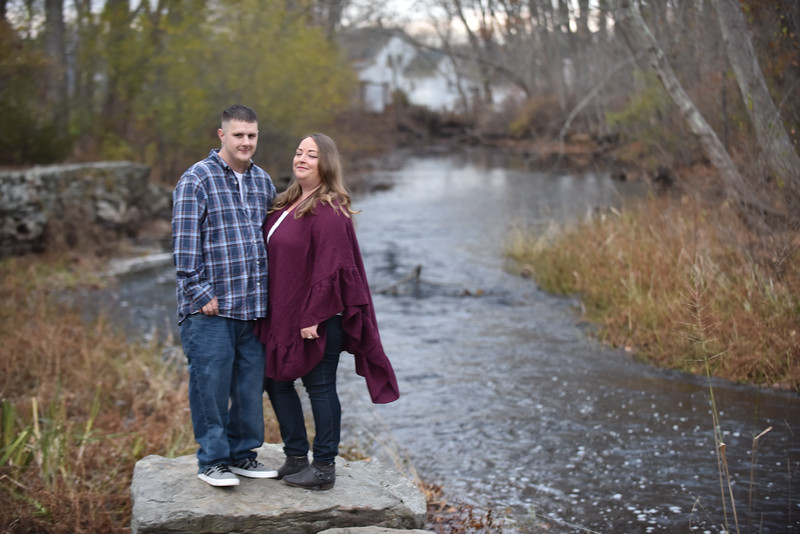 Kristen Croke and Tom Carnevale - November 11th 2019
