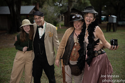 Victorian Steampunk Christmas 2018