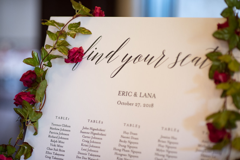 Lana and Eric Wedding