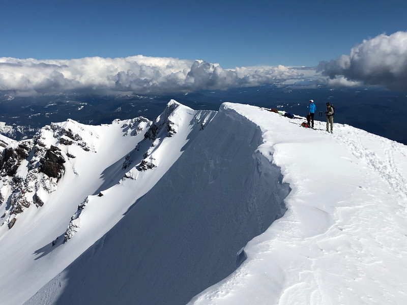 Mount St. Helens - March 2018